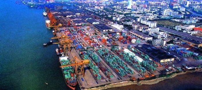 Китай планирует стать крупнейшей портовой державой